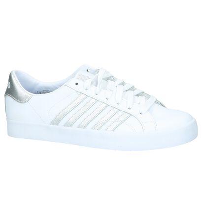 K-Swiss Belmont SO Witte Sneakers, Wit, pdp