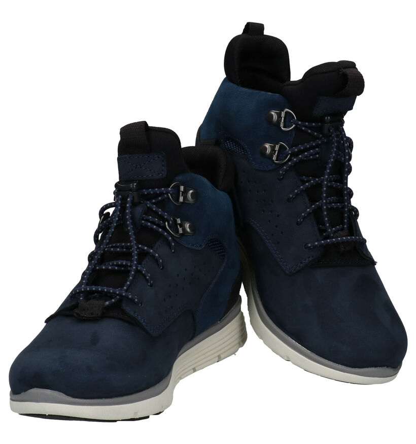 Timberland Killington Hiker Blauwe Boots in daim (254737)