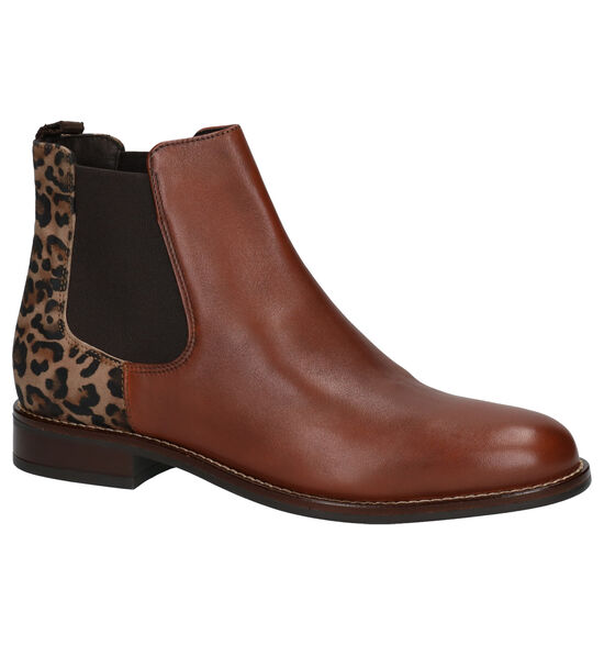 Gosh Cognac Boots