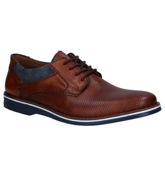 Rieker Chaussures habillées en Cognac