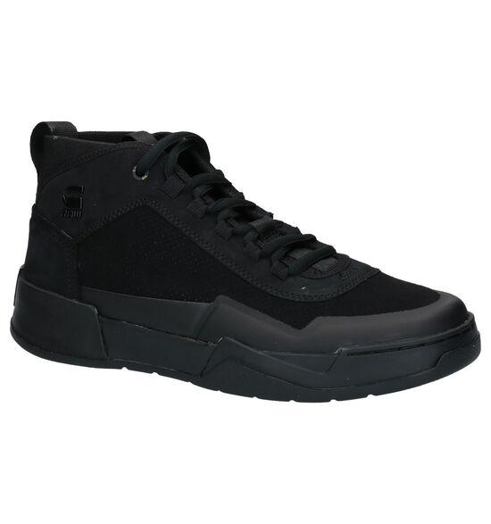 G-Star Rackam Baskets hautes en Noir