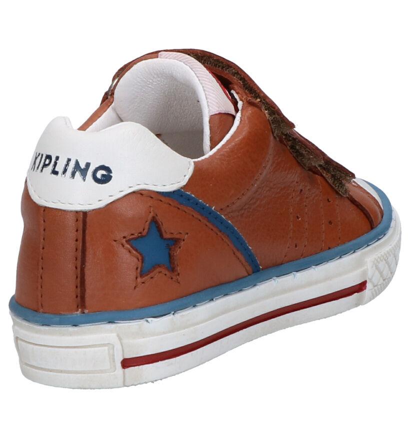 Kipling Chaussures basses en Cognac en cuir (273219)