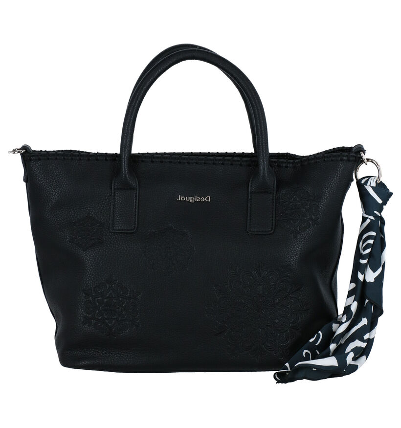 Desigual Zwarte Bag in Bag Handtas in kunstleer (279950)