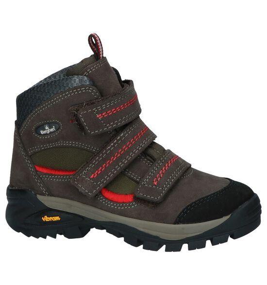 Berghen Chaussures de randonnée en Brun foncé