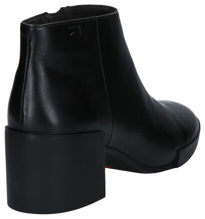 Camper Lotta Bottillons en Noir en cuir (256015)