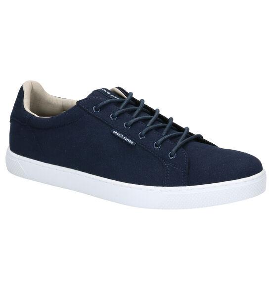 Jack & Jones Trent Blauwe Sneakers