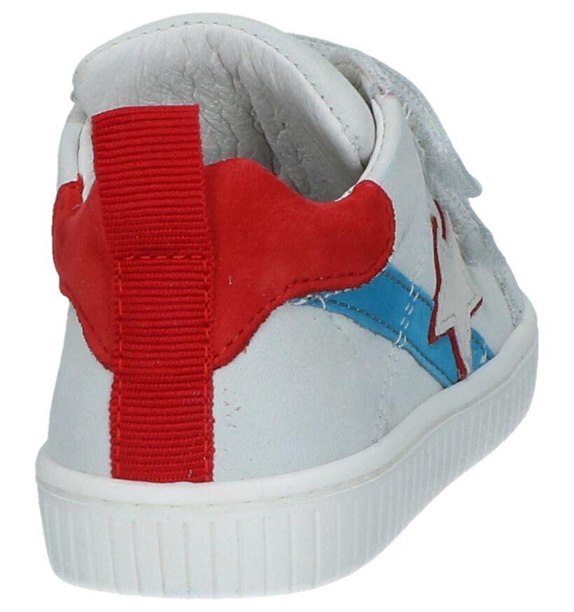 Bumba Chaussures pour bébé  en Blanc en cuir (247782)