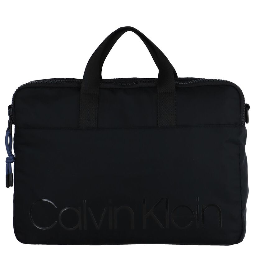 Calvin Klein Sacs d'ordinateur portable en Noir en textile (257288)