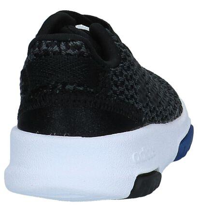 adidas Racer TR Baskets en Noir en textile (208922)