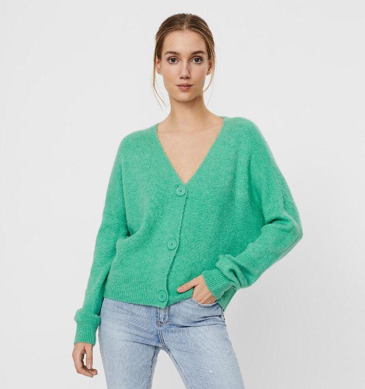 Vero Moda Lefile Gilet en Vert