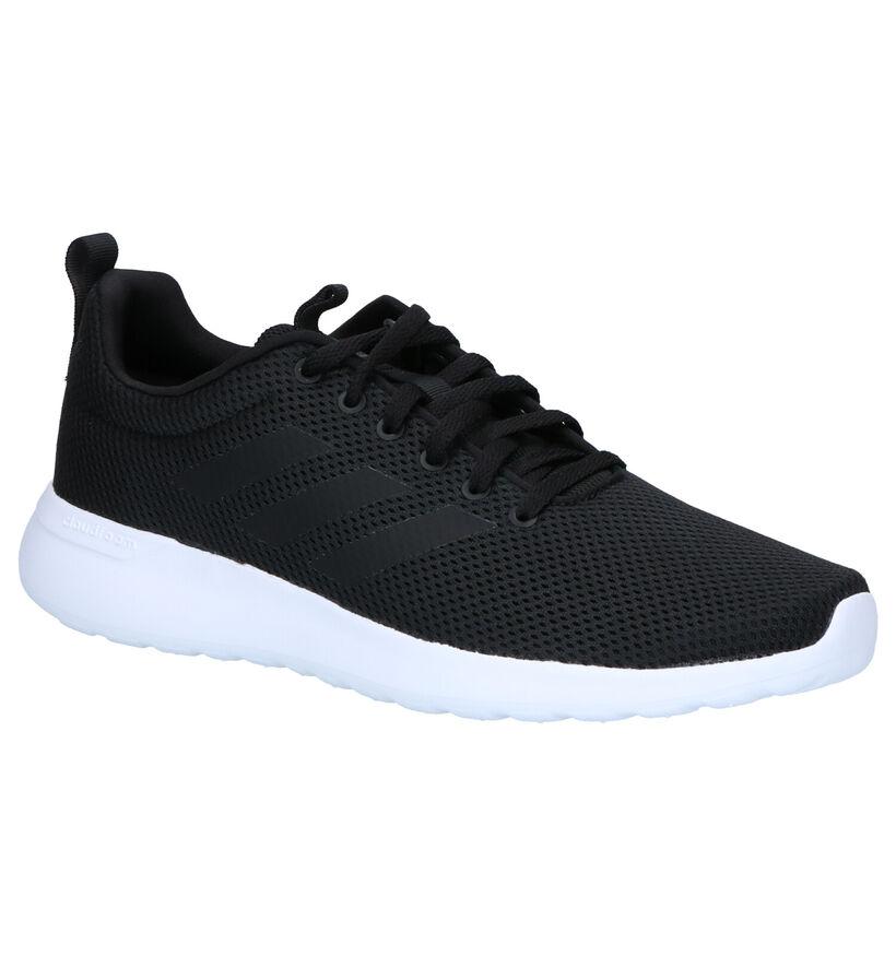 adidas Lite Racer Zwarte Sneakers in stof (264649)