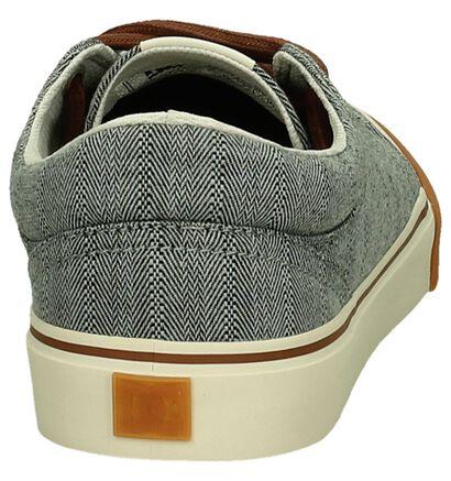 DC Shoes Skate sneakers en Gris en textile (240918)