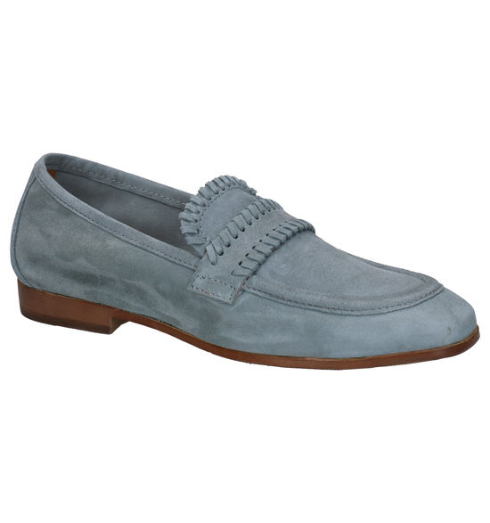 Hampton Bays Blauwe Loafers