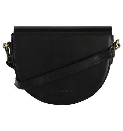 Hampton Bays Sacs porté croisé en Noir en cuir (239037)
