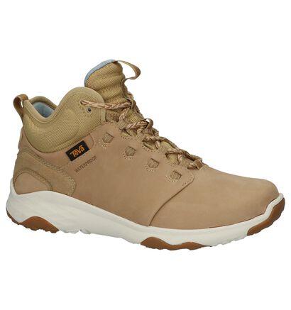 Teva Arrowood Chaussures de randonnée en Beige en textile (232536)