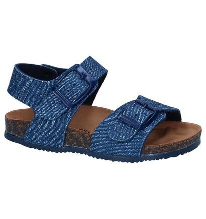 Biomodex Sandales  (Vert kaki), Bleu, pdp