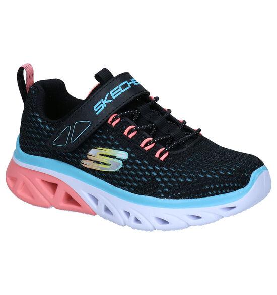 Skechers Glide Step Sport Zwarte Sneakers