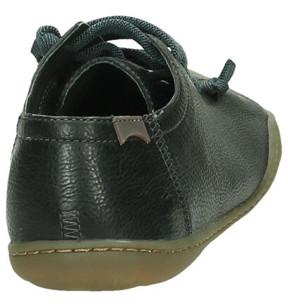 Camper Chaussures slip-on en Taupe en cuir (168848)