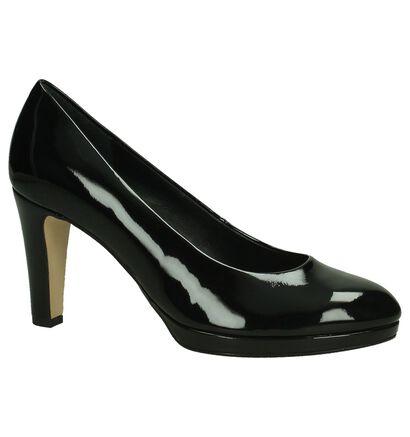 Zwarte High Heel Pump Gabor, Zwart, pdp
