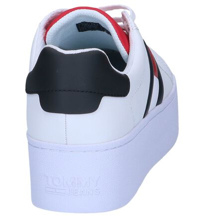 Witte Sneakers Tommy Hilfiger Tommy Jeans, Wit, pdp