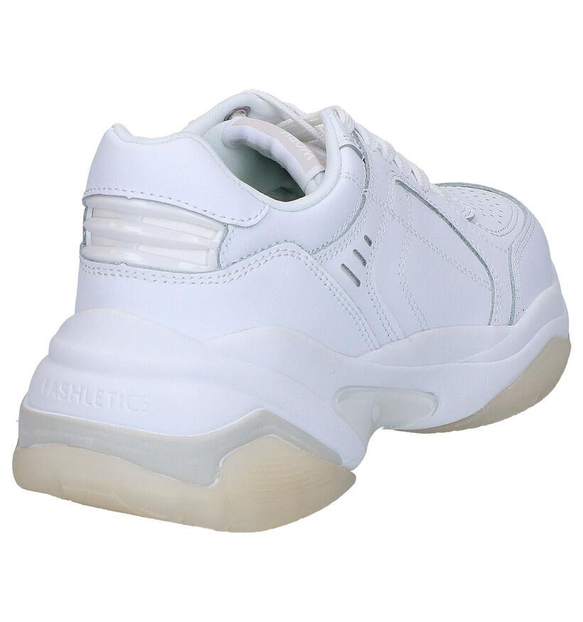 Tamaris Witte Sneakers in leer (269732)