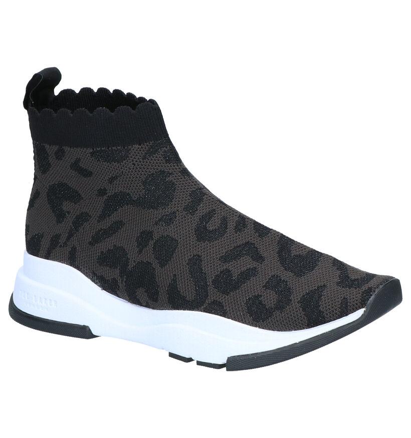 Ted Baker Waverli Zwarte Sneakers in stof (252421)