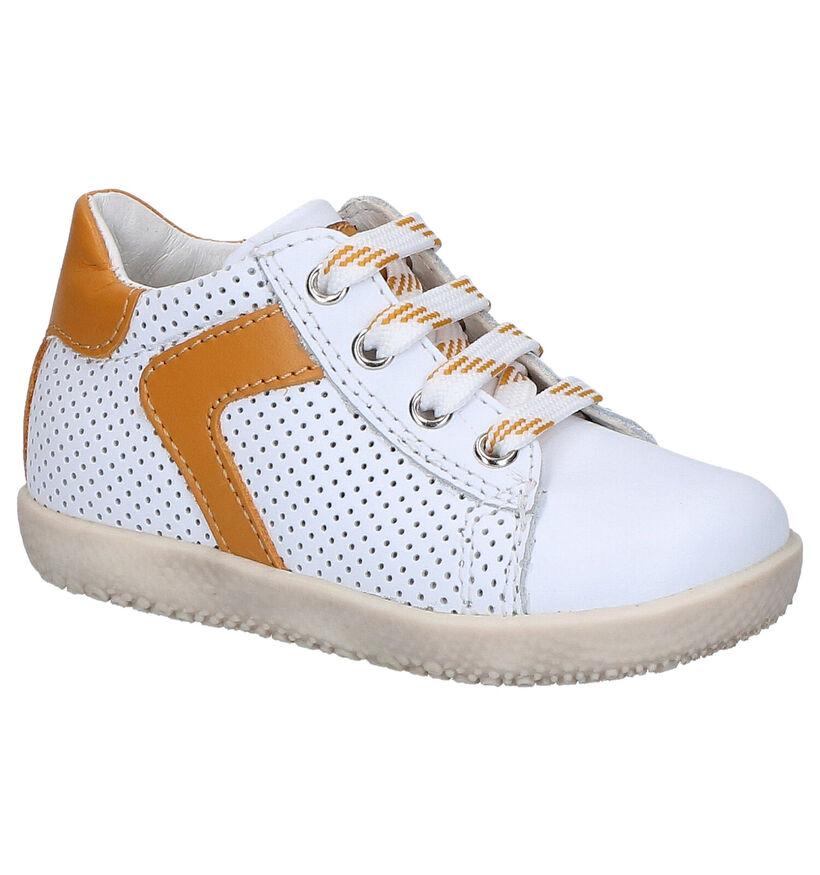 Falcotto Misu Chaussures Hautes en Blanc en cuir (275677)