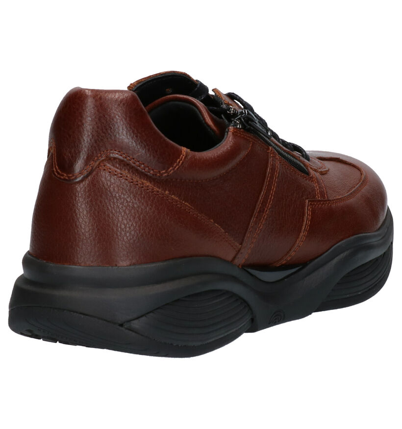 Xsensible Stretchwalker Chaussures en Marron en cuir (259683)