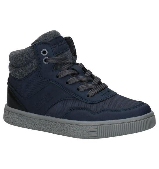 Sprox Blauwe Hoge Schoenen