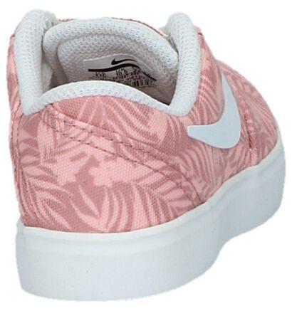 Nike SB Check Premium PS Roze Sneakers, Roze, pdp