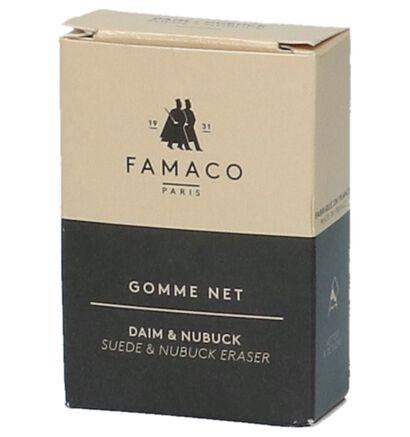 Famaco Suede Eraser Gomme Net, Kleurloos, pdp