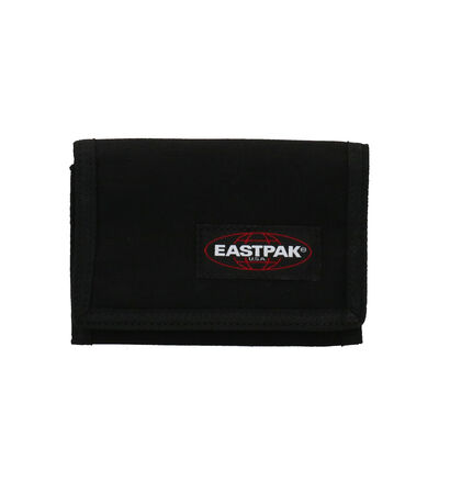Eastpak Crew Single Zwarte Portefeuille in stof (264455)
