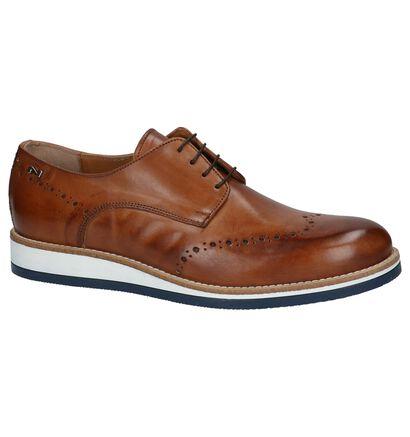Nathan-Baume Chaussures habillées  (Cognac), Cognac, pdp