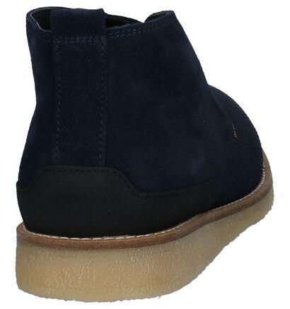 PME Legend Chaussures hautes en Taupe en daim (232255)