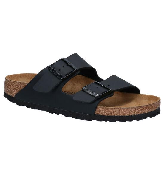 Birkenstock Arizona Zwarte Slippers