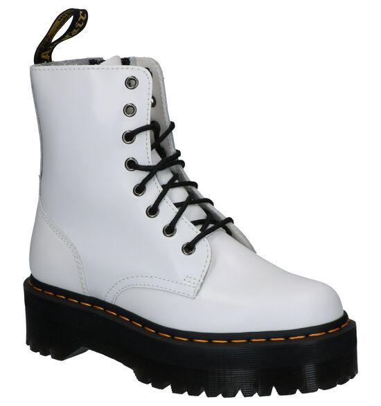 Dr. Martens Jadon Witte Boots