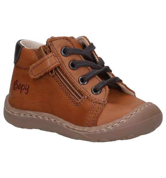 Bopy Jejou Chaussures pour bébé en Cognac