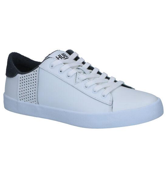 Hub Hook-R Witte Sneakers