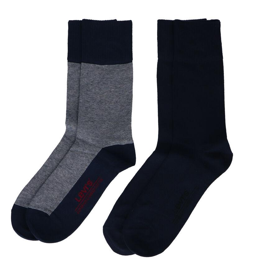 Levi's Blauwe Sokken - 2 Paar (270803)