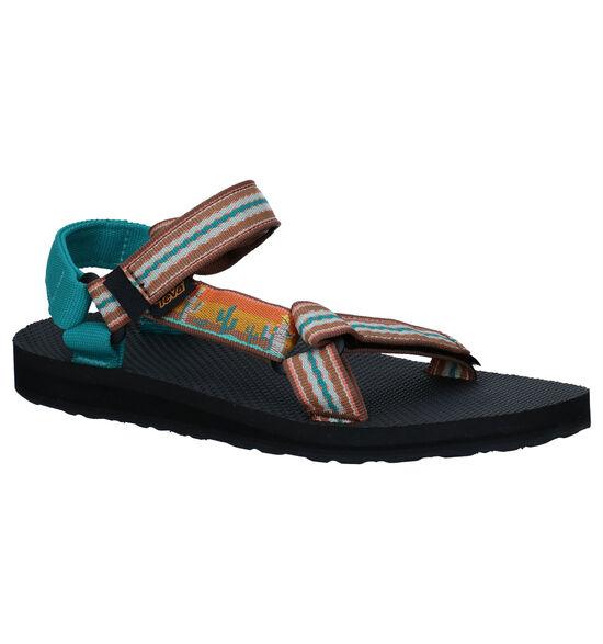 Teva Original Meerkleurige Sandalen