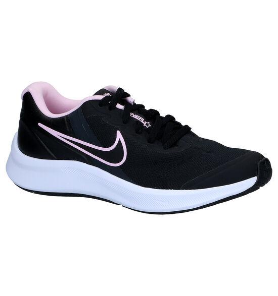 Nike Star Runner Zwarte Sneakers