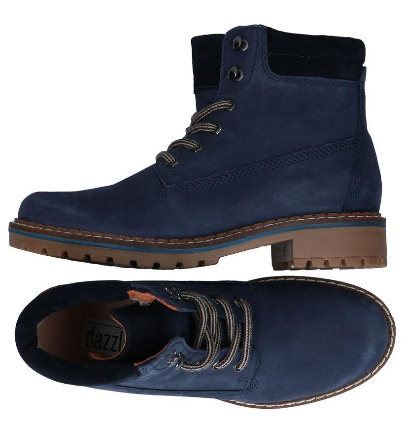 Dazzle Naturel Boots in nubuck (278834)