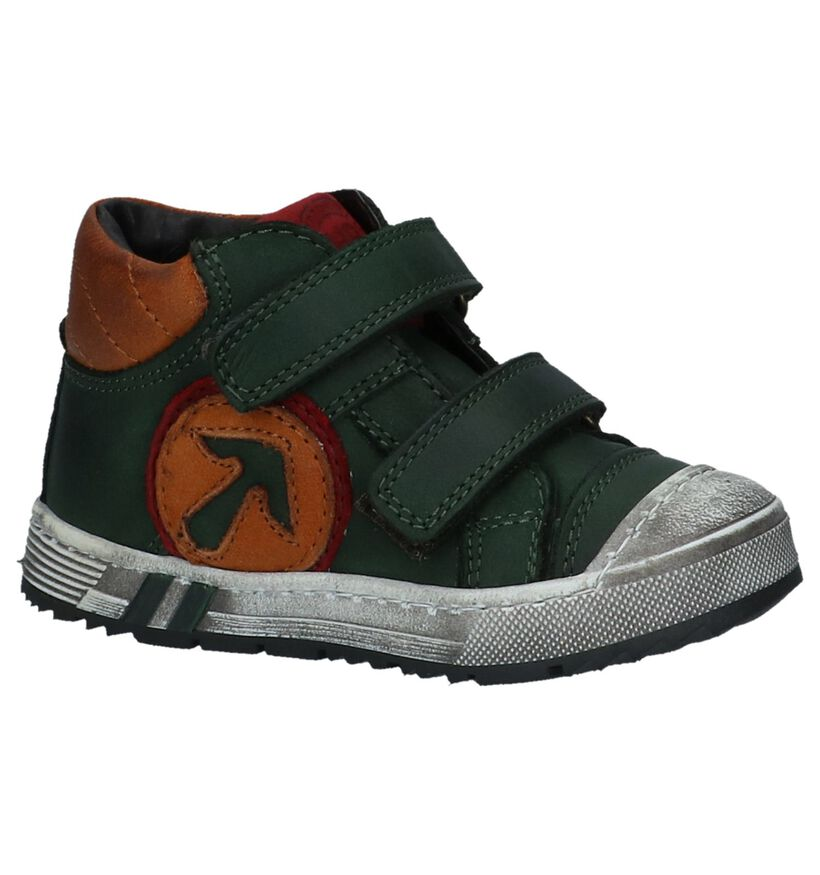Hampton Bays Chaussures pour bébé  en Vert foncé en cuir (224119)