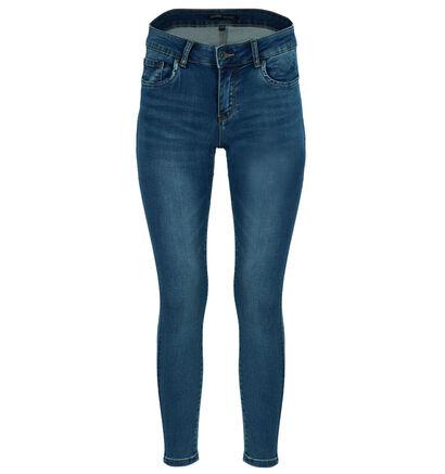 Toxik Push Up Skinny Fit Jeans en Bleu (278995)