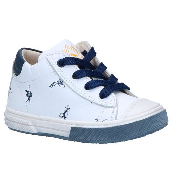 STONES and BONES Dipo Chaussures à lacets en Blanc