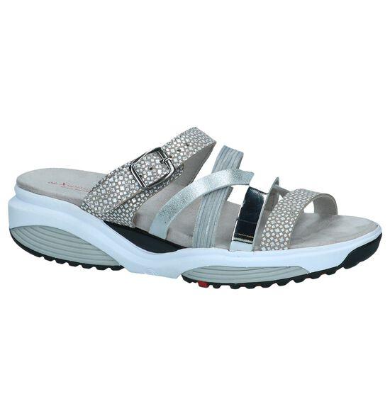 Zilveren Slippers Xsensible Rinia