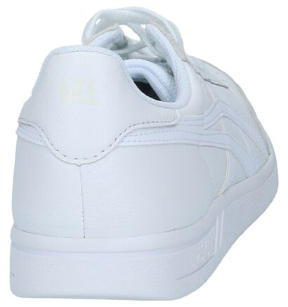 Asics Baskets basses en Blanc en cuir (238277)