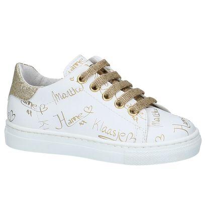 K3 Sneakers Wit in kunstleer (226287)