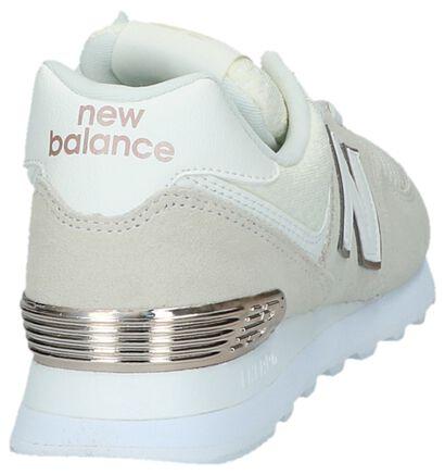 New Balance 997 Baskets en Vert en nubuck (261529)