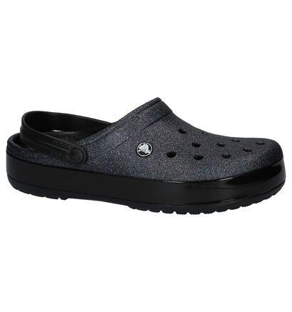 Crocs Nu-pieds plates  (Noir), Noir, pdp